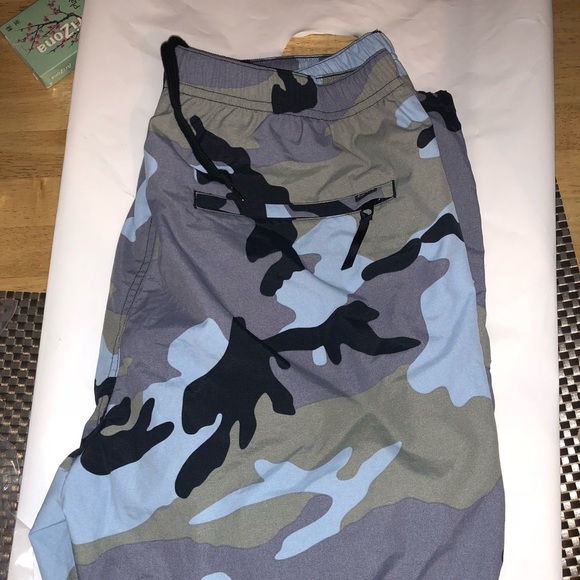 Supreme Other - Supreme Camo blue pants Size XLarge IN HAND